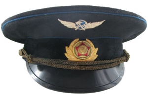 Cap senior officers of the special communication type 1978-91, the Soviet Union