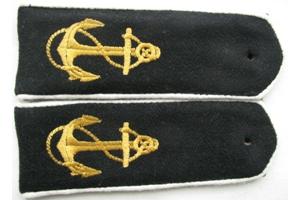 Погоны курсантов береговой службы образца 1955 года, СССР, копия