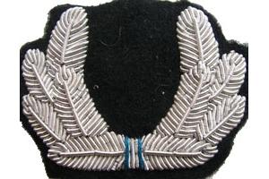 Кокарда нашивная офицерского состава на фуражку, ВМФ, СССР, копия