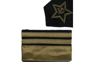 Нарукавные знаки различия Вице-адмирала, копия