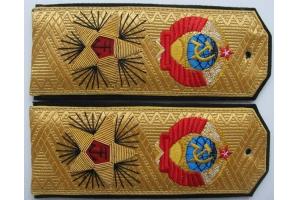 Повседневные погоны Адмирала Флота образца 1945 года, СССР , копия