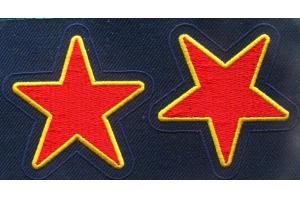 Нарукавная звезда на форменку, копия