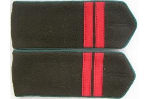 Погоны полевые, младший сержант(погранвойска) НКВД, образца 1943 года, СССР, копия