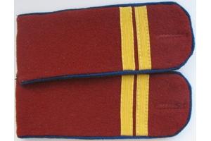 Погоны повседневные, младший сержант(погранвойска) НКВД, образца 1945 года, СССР, копия