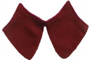Петлицы образца 1938 года на шинель/кожаный френч/пальто, ВВ НКВД, СССР, копия