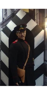 Комплект униформы городового (нижний чин городской полиции) конца 19 - начала 20 века, Россия, копия
