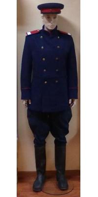 Униформа личного состава милиции Приказ МВД СССР № 0553 от 12.09. 1947 года, копия