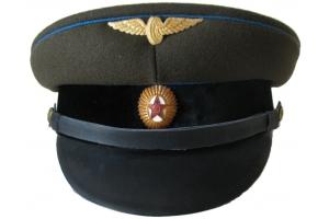 Фуражка повседневная службы ВОСО образца 1962-66 годов, СССР, копия