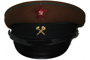 Фуражка летняя НКПС, образца 1943 года, копия