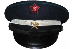 Фуражка машиниста , СССР, копия