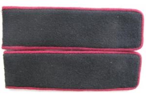 Петлицы личного состава эксплуатационной службы образца 1932 года, ЖД войск и НКПС, СССР, копия