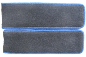 Петлицы личного состава службы тяги образца 1932 года, ЖД войск и НКПС, СССР, копия