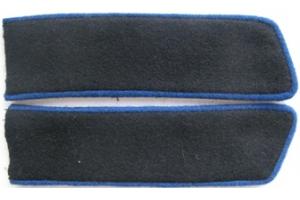 Петлицы личного состава службы тяги образца 1932-37 годов, ЖД войск и НКПС, СССР, копия