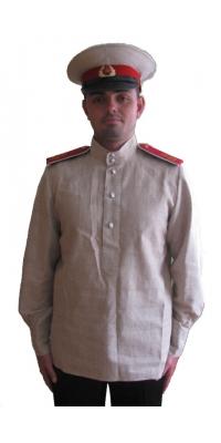 Летняя форма Воспитанников суворовских военных училищ СССР, копия