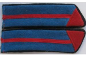 Петлицы курсанта полковой школы авиации образца 1940 года, копия