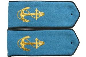 Погоны Курсантов Военно-морских училищ образца 1956 года, СССР, копия