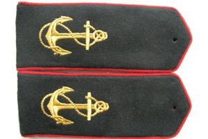 Погоны Курсантов Военно-Морского Флота, СССР, копия