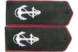 Погоны Курсантов Авиации Военно-морских училищ образца 1956 года, СССР, копия