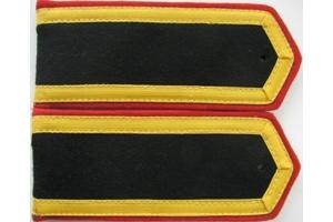Погоны повседневные курсантов военного училища образца 1943 года, СССР, копия