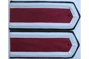 Погоны повседневные Курсантского военного училища пехота образца 1943 года, СССР, копия