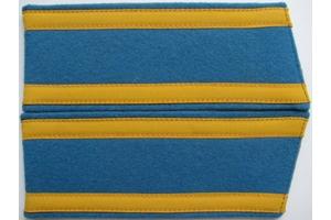 Погоны курсантов Военных училищ ( штурманов, лётчиков ) образца 1969-73 годов, копия