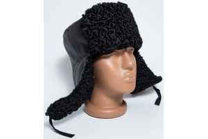 WW2 Winter hat for navy personnel of the Red Army, Replica