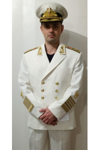 Uniform of the Admiral of the Fleet of the Soviet Union, copy