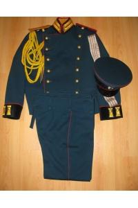 Парадная форма обер-офицера Артиллерии образца 1907 года, Российской Императорской Армии, Копия