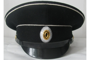 Officer Service Cap Russian Imperial Navy, 1914 type, WW1, Replica