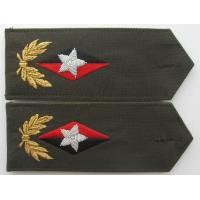 Рубашечные погоны Фиделя Кастро Куба, Копия